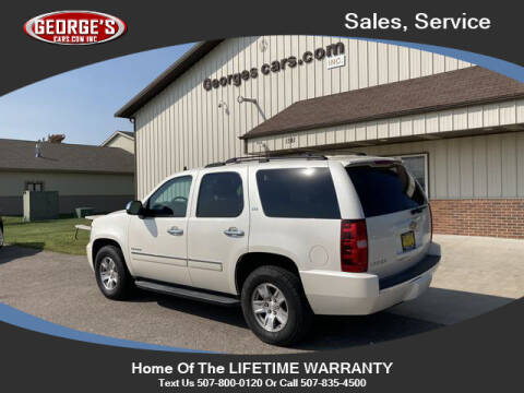 2011 Chevrolet Tahoe for sale at GEORGE'S CARS.COM INC in Waseca MN