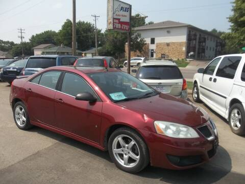 2009 Pontiac G6 for sale at A Plus Auto Sales in Sioux Falls SD