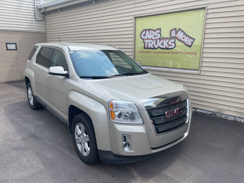 2014 GMC Terrain for sale at Cars Trucks & More in Howell MI