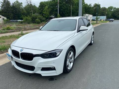 2015 BMW 3 Series for sale at ONG Auto in Farmington MN