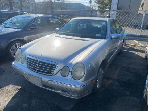 2000 Mercedes-Benz E-Class for sale at JerseyMotorsInc.com in Teterboro NJ