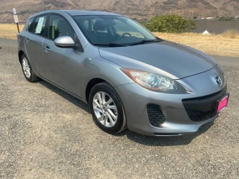 2013 Mazda MAZDA3 for sale at Clarkston Auto Sales in Clarkston WA