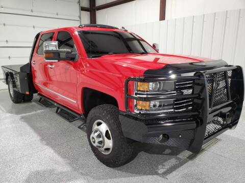 2015 Chevrolet Silverado 3500HD for sale at Hatcher's Auto Sales, LLC - Buy Here Pay Here in Campbellsville KY