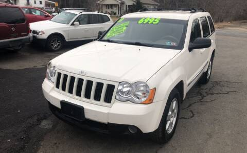 2010 Jeep Grand Cherokee for sale at Washington Auto Repair in Washington NJ