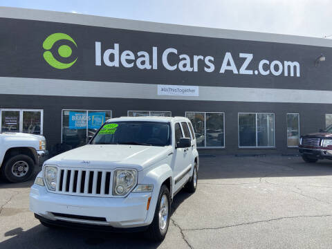 2012 Jeep Liberty for sale at Ideal Cars in Mesa AZ