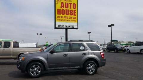2009 Ford Escape for sale at AUTO HOUSE WAUKESHA in Waukesha WI