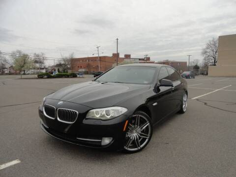 2012 BMW 5 Series for sale at TJ Auto Sales LLC in Fredericksburg VA