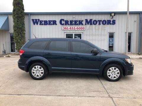 2014 Dodge Journey for sale at Weber Creek Motors in Corpus Christi TX