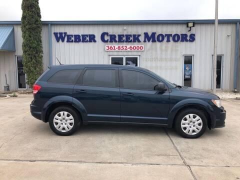 2014 Dodge Journey for sale at Weber Creek Motors in Corpus Christi TX