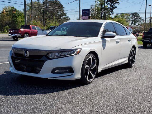 2018 Honda Accord for sale at Gentry & Ware Motor Co. in Opelika AL