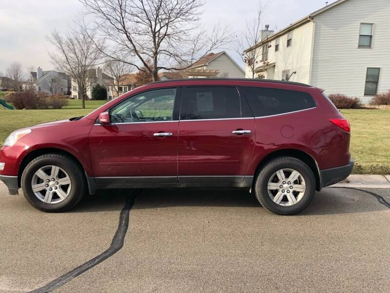 2011 Chevrolet Traverse for sale at Cowboy Incorporated in Waukegan IL