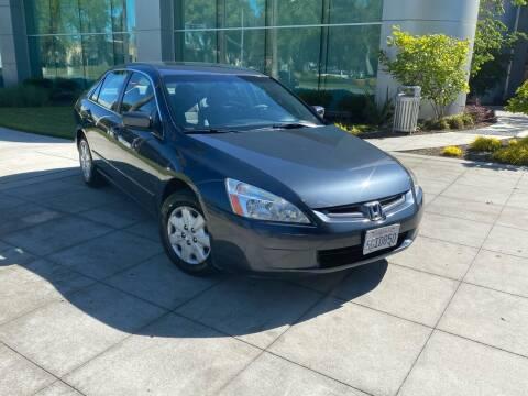 2004 Honda Accord for sale at Top Motors in San Jose CA