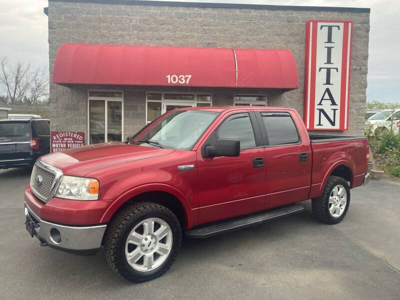 2007 Ford F-150 for sale at Titan Auto Sales LLC in Albany NY
