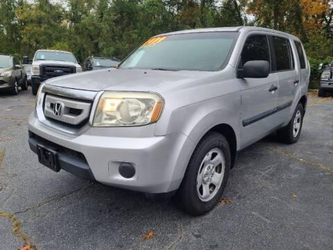 2011 Honda Pilot for sale at Atlanta's Best Auto Brokers in Marietta GA