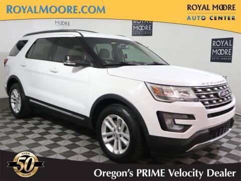 2016 Ford Explorer for sale at Royal Moore Custom Finance in Hillsboro OR