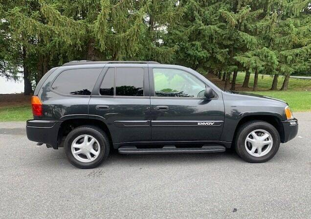2004 GMC Envoy for sale at Imperial Auto Group, Inc. in Leesport PA