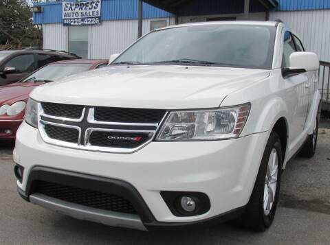 2016 Dodge Journey for sale at Express Auto Sales in Lexington KY