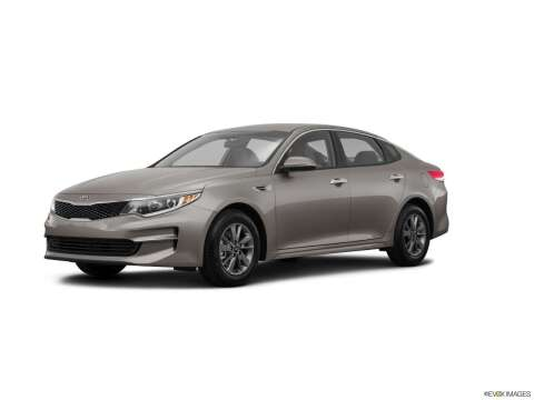 2016 Kia Optima for sale at Carros Usados Fresno in Fresno CA