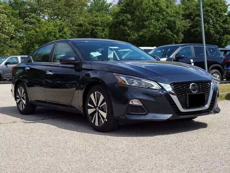 2021 Nissan Altima for sale at Mobility Solutions in Newburgh NY