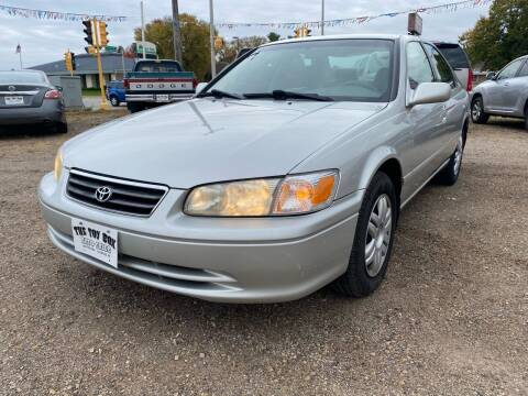 2001 Toyota Camry for sale at Toy Box Auto Sales LLC in La Crosse WI