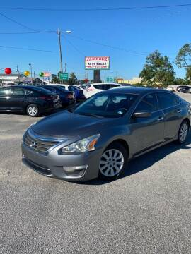 2015 Nissan Altima for sale at Jamrock Auto Sales of Panama City in Panama City FL
