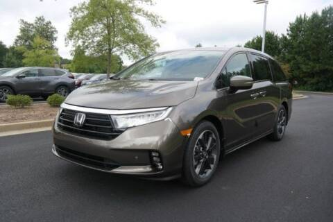 2022 Honda Odyssey for sale at Southern Auto Solutions - Georgia Car Finder - Southern Auto Solutions - Lou Sobh Honda in Marietta GA