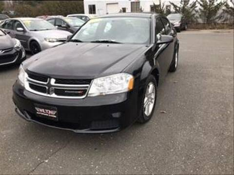 2013 Dodge Avenger for sale at Wilton Auto Park.com in Wilton CT
