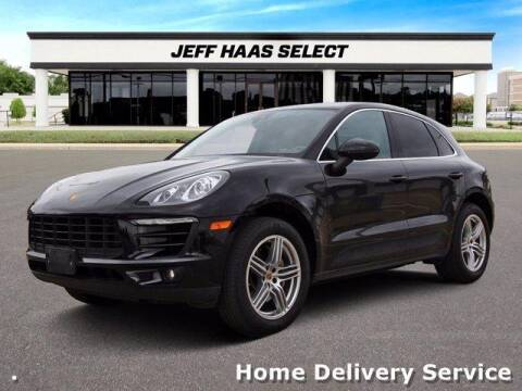 2015 Porsche Macan for sale at JEFF HAAS MAZDA in Houston TX
