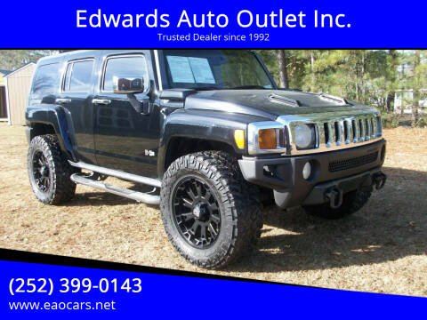 2006 HUMMER H3 for sale at Edwards Auto Outlet Inc. in Wilson NC