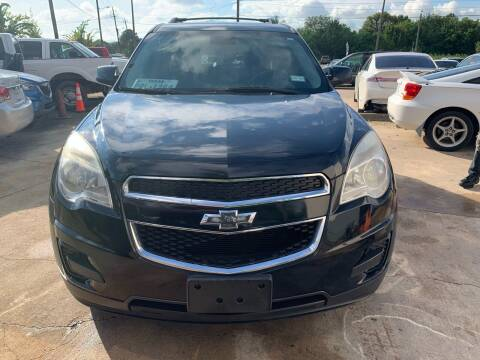 2013 Chevrolet Equinox for sale at 1st Stop Auto in Houston TX