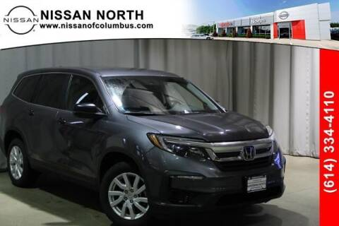 2019 Honda Pilot for sale at Auto Center of Columbus in Columbus OH