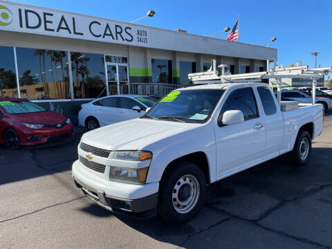 2012 Chevrolet Colorado for sale at Ideal Cars Broadway in Mesa AZ