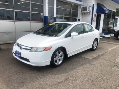 2008 Honda Civic for sale at Jack E. Stewart's Northwest Auto Sales, Inc. in Chicago IL