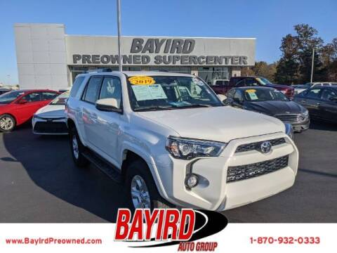 2019 Toyota 4Runner for sale at Bayird Truck Center in Paragould AR