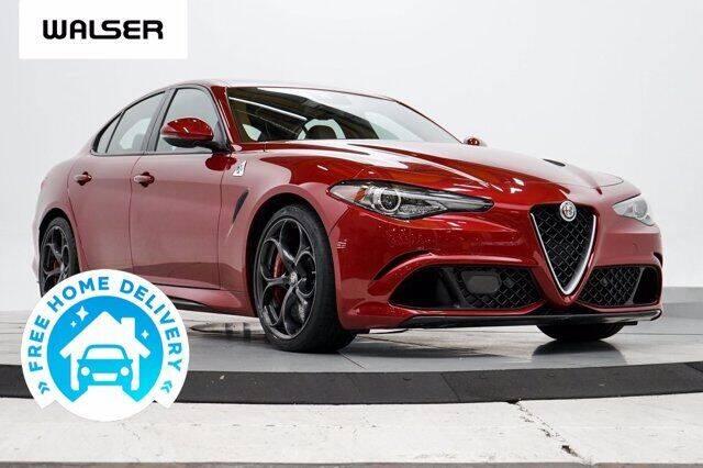 2017 Alfa Romeo Giulia Quadrifoglio for sale in Burnsville, MN
