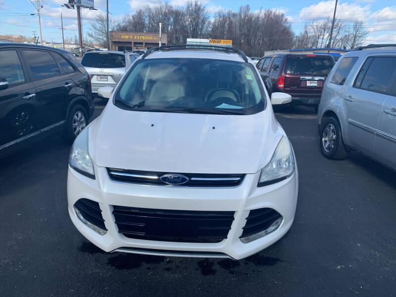2013 Ford Escape for sale at Auto Credit Xpress in Jonesboro AR