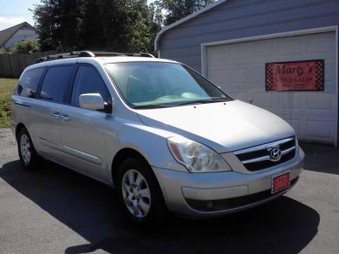 2007 Hyundai Entourage for sale at Marty's Auto Sales in Lenoir City TN