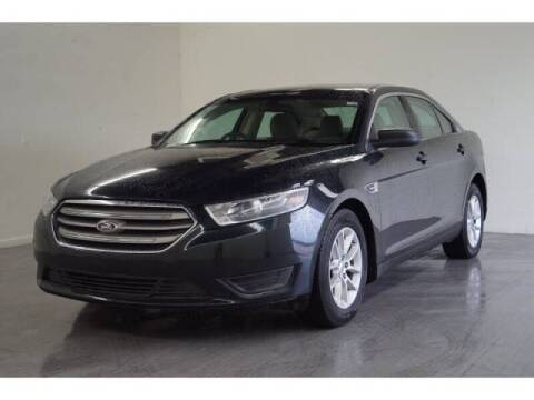 2014 Ford Taurus for sale at FREDYS CARS FOR LESS in Houston TX