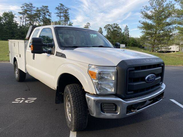 2013 Ford F-350 Super Duty for sale at SEIZED LUXURY VEHICLES LLC in Sterling VA
