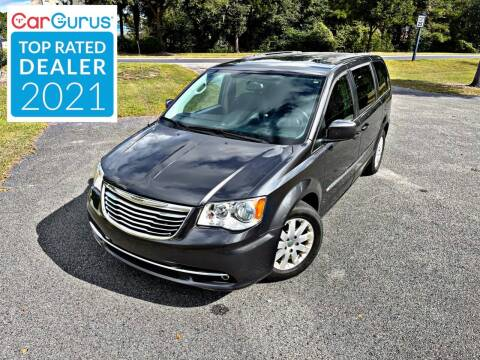 2016 Chrysler Town and Country for sale at Brothers Auto Sales of Conway in Conway SC