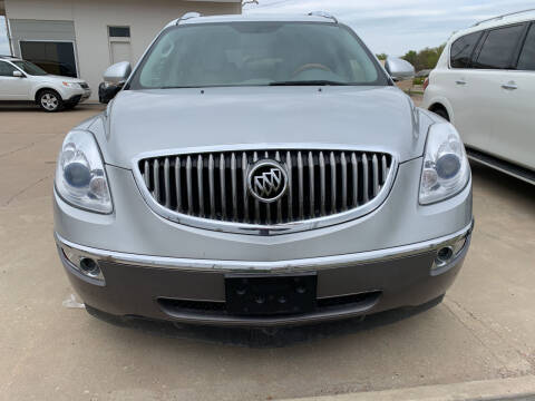 2011 Buick Enclave for sale at S & S Sports and Imports in Newton KS