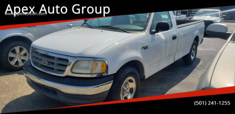 2000 Ford F-150 for sale at Apex Auto Group in Cabot AR
