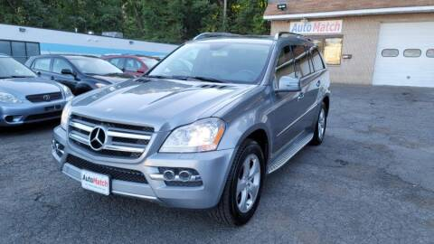 2011 Mercedes-Benz GL-Class for sale at Auto Match in Waterbury CT