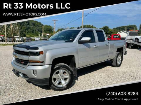 2018 Chevrolet Silverado 1500 for sale at Rt 33 Motors LLC in Rockbridge OH