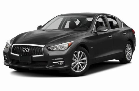 2016 Infiniti Q50 for sale at Coast to Coast Imports in Fishers IN
