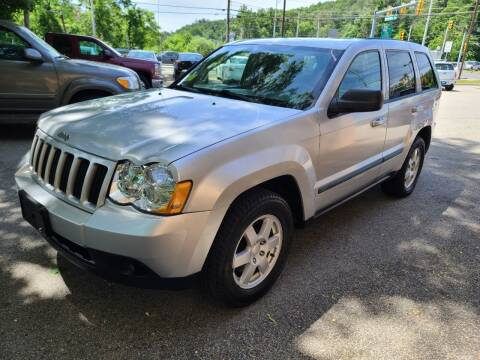2008 Jeep Grand Cherokee for sale at Car and Truck Exchange, Inc. in Rowley MA