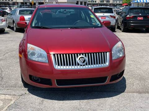 2007 Mercury Milan for sale at H4T Auto in Toledo OH
