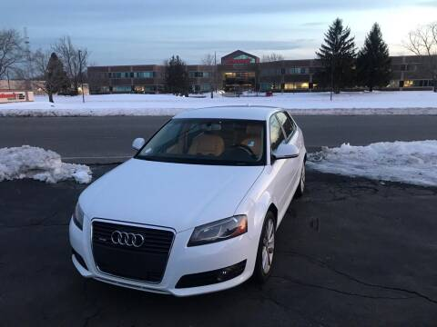 2009 Audi A3 for sale at Lux Car Sales in South Easton MA