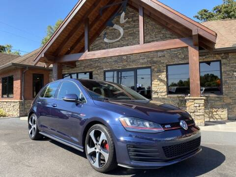 2015 Volkswagen Golf GTI for sale at Auto Solutions in Maryville TN