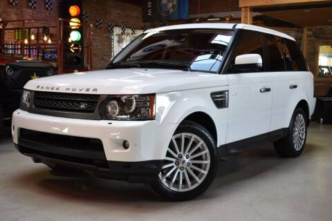 2011 Land Rover Range Rover Sport for sale at Chicago Cars US in Summit IL